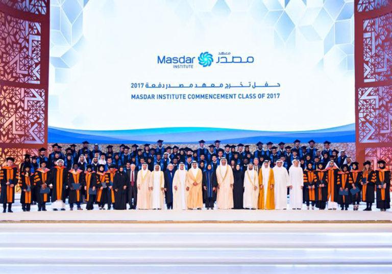 Masdar Institute Commencement Ceremony